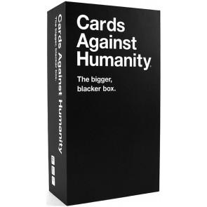 Cards Against Humanity (Bigger) Bigger Blacker Box