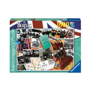 Beatles 1964 - A Photographer's View Puzzle