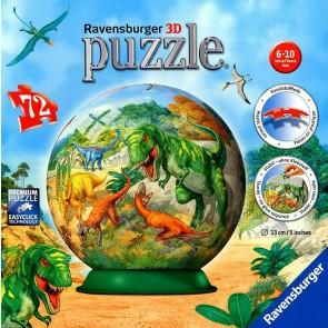 Ravensburger Kingdom of the Dinosaurs ball Jigsaw Puzzle