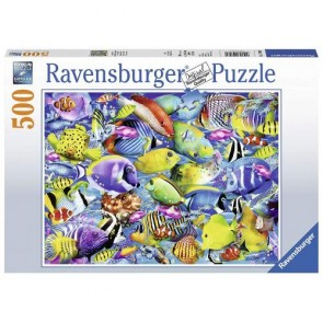 Ravensburger Tropical Traffic Jigsaw Puzzle