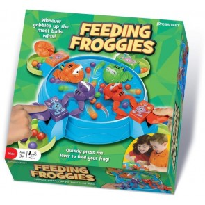 Feeding Froggies