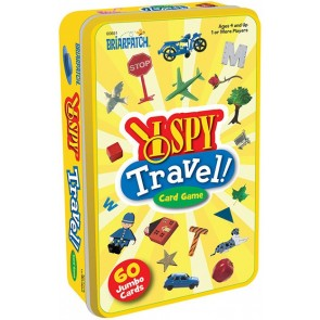 I Spy travel Game Tin