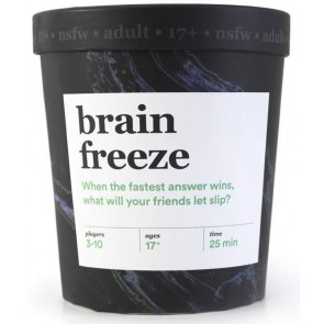 Brain Freeze NSFW