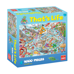That's Life Water World Jigsaw Puzzle