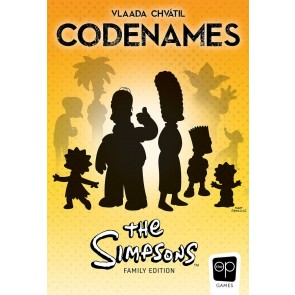 Codenames Simpsons
