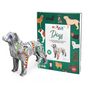Puzzle Books - Dogs
