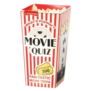 What's Poppin? Movie Quiz