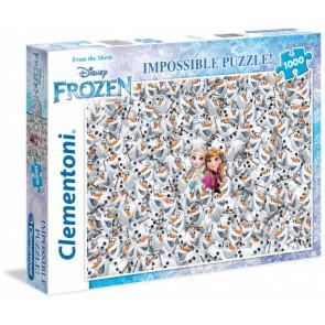 Clementoni Disney Puzzle Frozen Impossible Jigsaw Puzzle