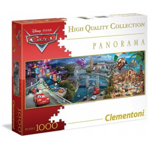 Clementoni Disney Puzzle Cars Panorama Jigsaw Puzzle