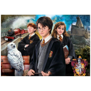 Clementoni Puzzle Harry Potter and the Chamber of Secrets Brief Case Jigsaw Puzzle