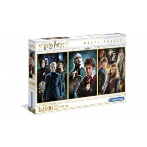 Clementoni Disney Puzzle Harry Potter 3 Pack Jigsaw Puzzle