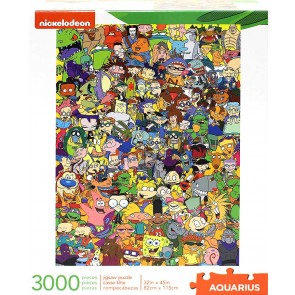 Nickelodeon - Cast Jigsaw Puzzle