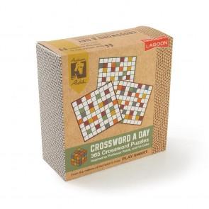 Rubik Crossword A Day Desk Block