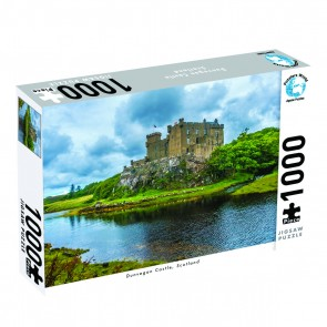 Puzzlers World Dunvegan Castle, Scotland Jigsaw Puzzle