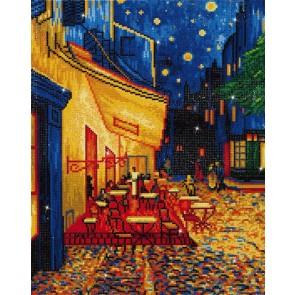 Diamond Dotz Cafe At Night (Van Gogh) Kit