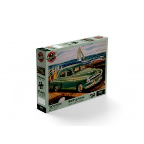 Holden Sailing Away Jigsaw Puzzle