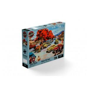 Holden Mais Street Jigsaw Puzzle