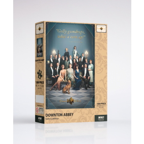Downtown Abbey Golly Gumdrops Jigsaw Puzzle