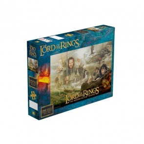 The Lord Of The Rings - Trilogy Jigsaw Puzzle