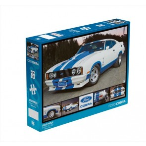 Ford - Cobra Jigsaw Puzzle