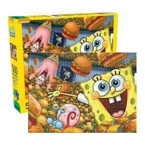 SpongeBob SquarePants - Cast Jigsaw Puzzle