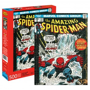 Marvel - Spider-Man Cover Jigsaw Puzzle