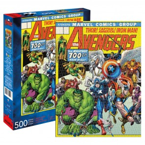 Marvel - Avengers Cover Jigsaw Puzzle