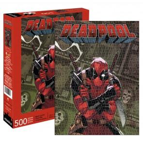 Marvel - Deadpool Cover Jigsaw Puzzle