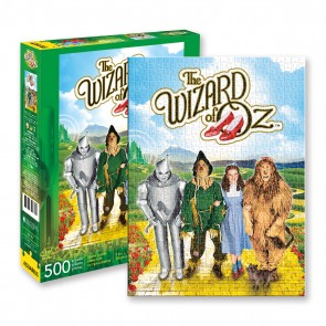 Aquarius Wizard Of Oz  Jigsaw Puzzle