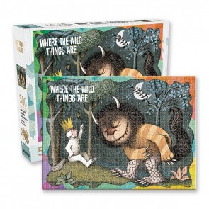 Aquarius Where The Wild Things Are Jigsaw Puzzle