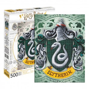 Aquarius Harry Potter - Slytherin Jigsaw Puzzle