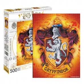 Aquarius Harry Potter - Gryffindor Jigsaw Puzzle