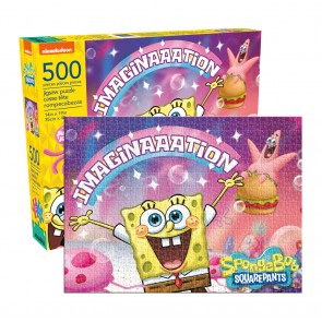 Aquarius SpongeBob - Imagination Jigsaw Puzzle