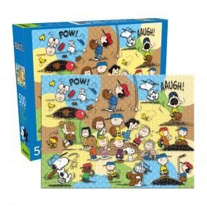 Aquarius Peanuts Baseball Jigsaw Puzzle