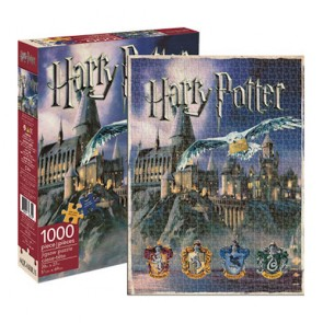 Harry Potter Hogwarts Jigsaw Puzzle