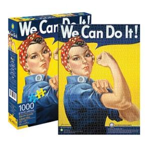 Smithsonian - Rosie Riveter Jigsaw Puzzle