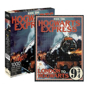 Harry Potter - Hogwart's Express 1000pc Puzzle