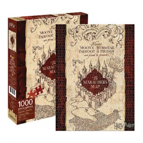 Harry Potter - Maruaders Map Jigsaw Puzzle