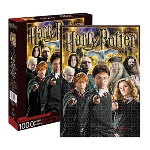 Harry Potter Collage Jigsaw Puzzle