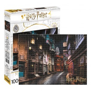 Harry Potter - Diagon Alley Jigsaw Puzzle
