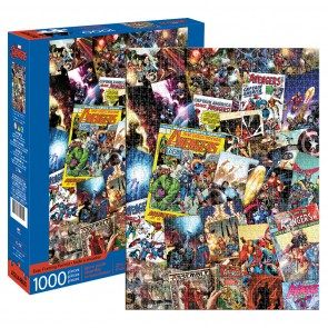 Marvel - Avengers Collage Jigsaw Puzzle