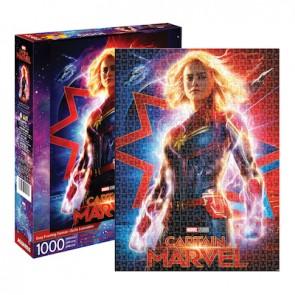 Marvel - Captain Marvel Movie Jigsaw Puzzle