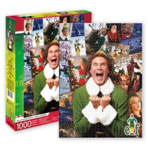 Aquarius Elf - Collage  Jigsaw Puzzle
