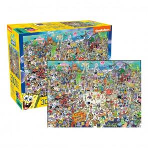 SpongeBob SquarePants Jigsaw Puzzle
