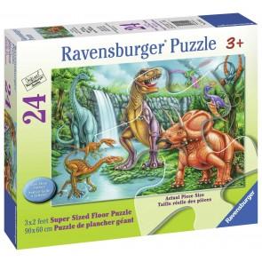 Dino Falls SuperSize Puzzle
