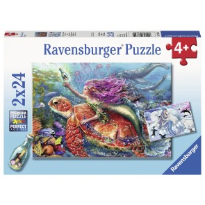 Mermaid Adventures Puzzle