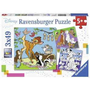 Disney Princess 3 Puzzle