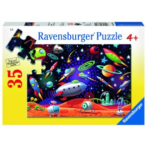 Rburg - Space 35pc Puzzle