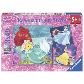 Disney Princesses Adventure Puzzle