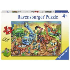 Construction Crew Puzzle